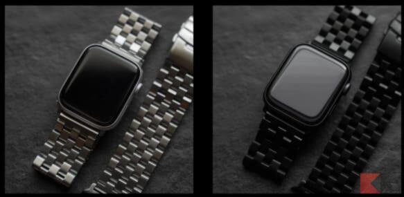 I migliori cinturini per Apple Watch bullstrap