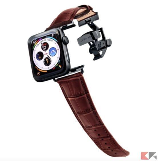 I migliori cinturini per Apple Watch longvadon