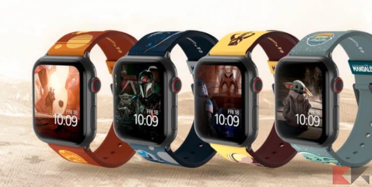 I migliori cinturini per Apple Watch mobyfox
