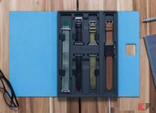 I migliori cinturini per Apple Watch monowear