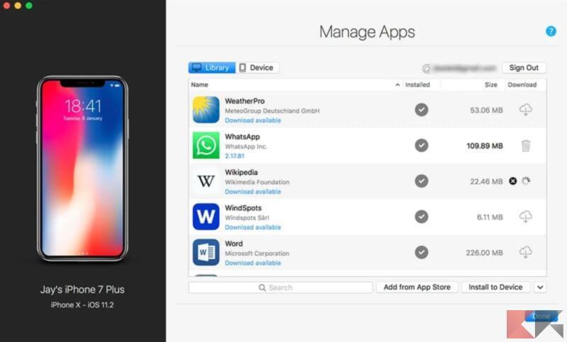 Installare tutte le app di iOS su Mac con M1
