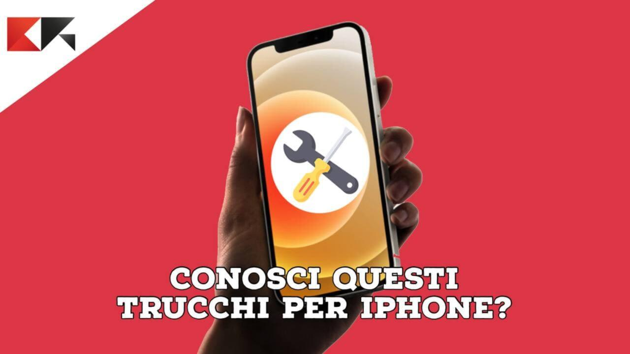 trucchi iphone