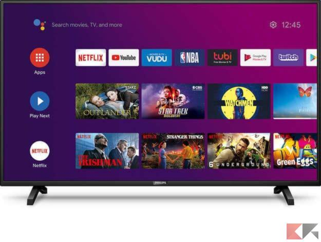 Quali sono le differenze tra Google TV, Android TV e TV Box 1