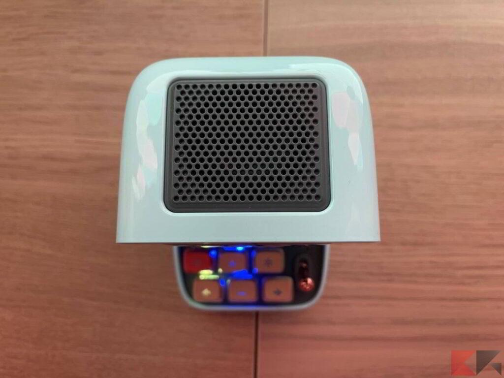 Divoom Ditoo Pixel speaker