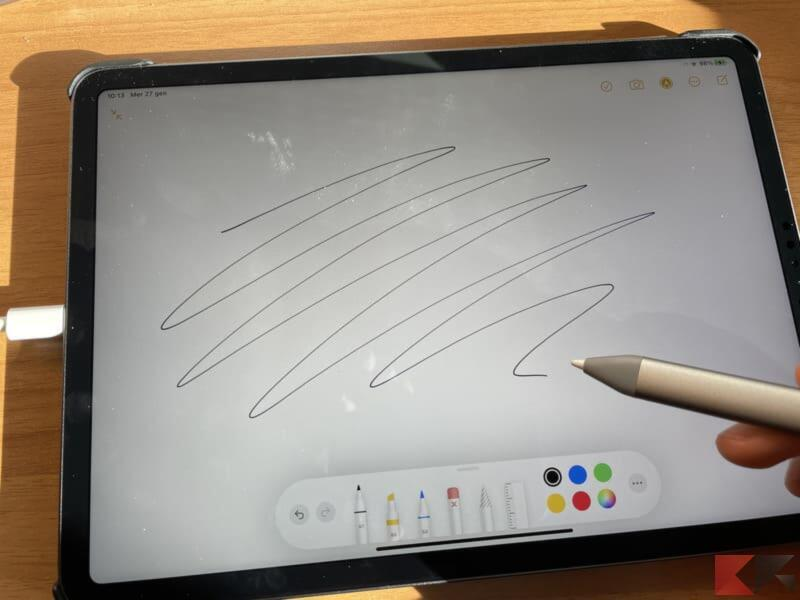 Recensione Logitech Crayon: Apple Pencil al giusto prezzo? 5