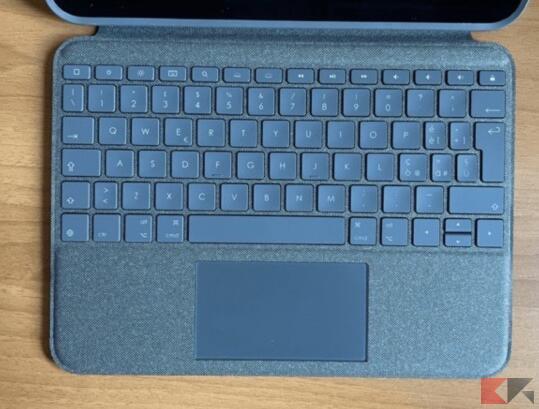"""Folio Touch per iPad Pro 11"""" tastiera 5"""