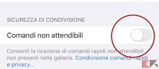Migliori Comandi Rapidi per iPhone e iPad 1