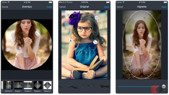 PicFlow - Photo Studio