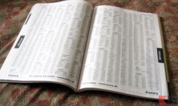 Come annullare l'abbonamento all'elenco telefonico 1