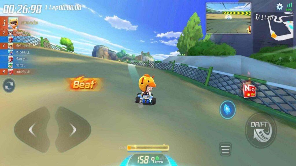 kart rider rush