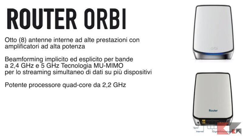 netgear orbi wifi 6 2