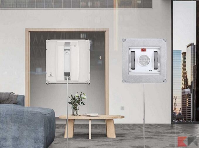 robot lavavetri