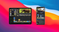 video editor per iPhone e iPad copertina