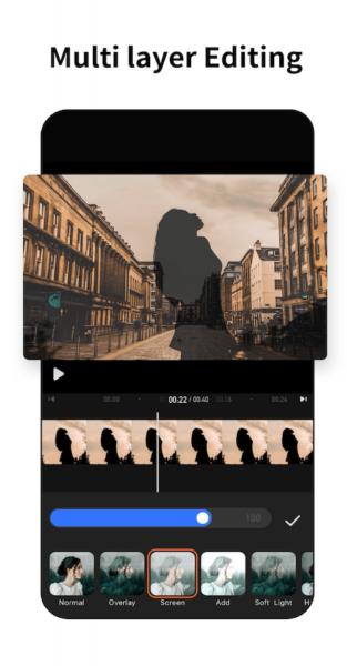 video editor per iPhone e iPad screen11