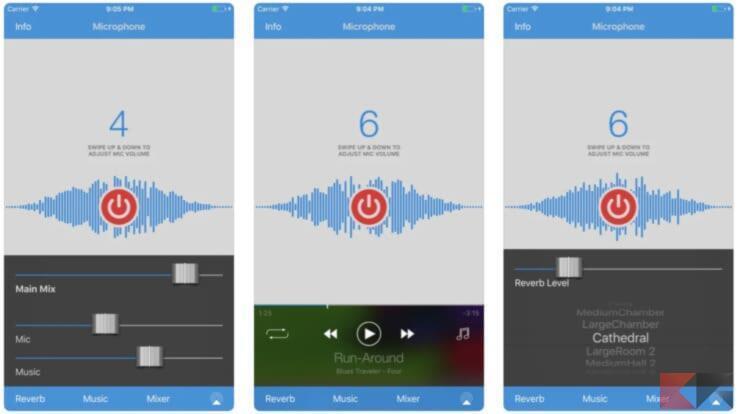 Come usare lo smartphone come microfono per PC o impianto stereo 3