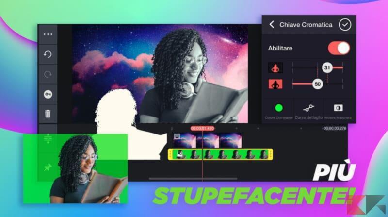 Come rimuovere lo sfondo da un video 3