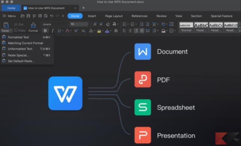 Migliori alternative Microsoft Office 3