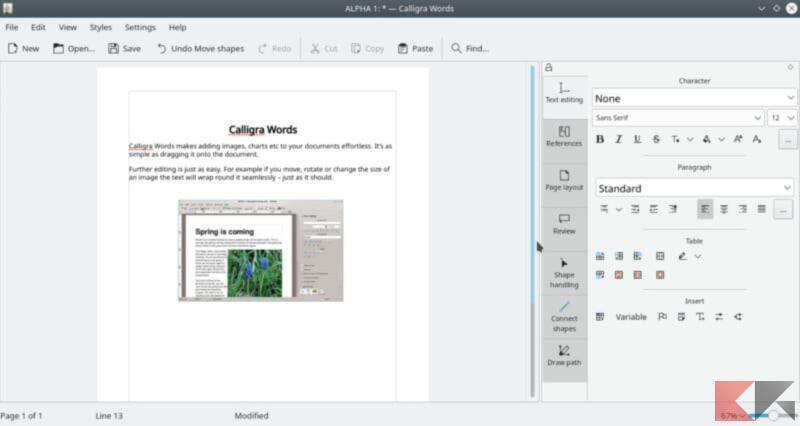 Migliori alternative Microsoft Office 4