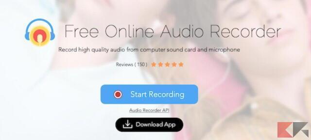 Come registrare audio da PC 2
