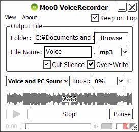 Come registrare audio da PC 4