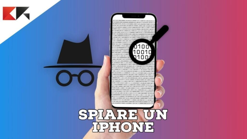 come spiare iphone