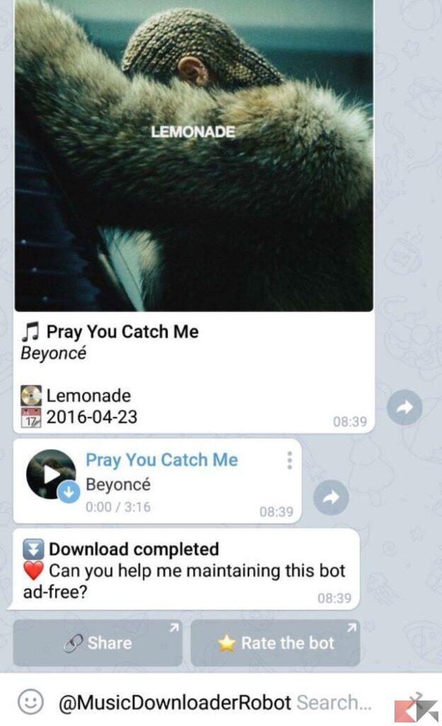 Come scaricare musica su iPhone gratis 2