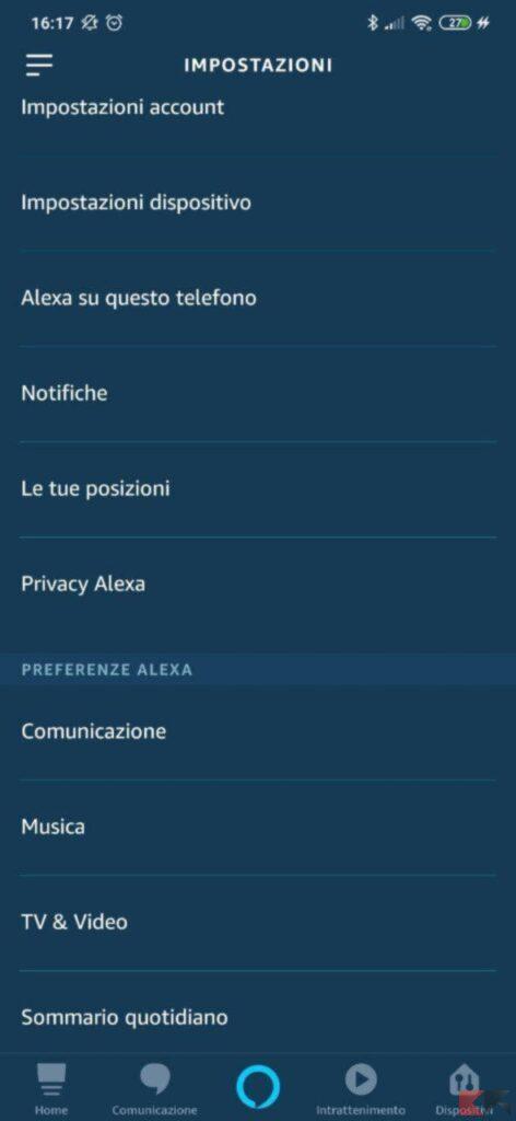 Come collegare Spotify ad Alexa: guida completa 1