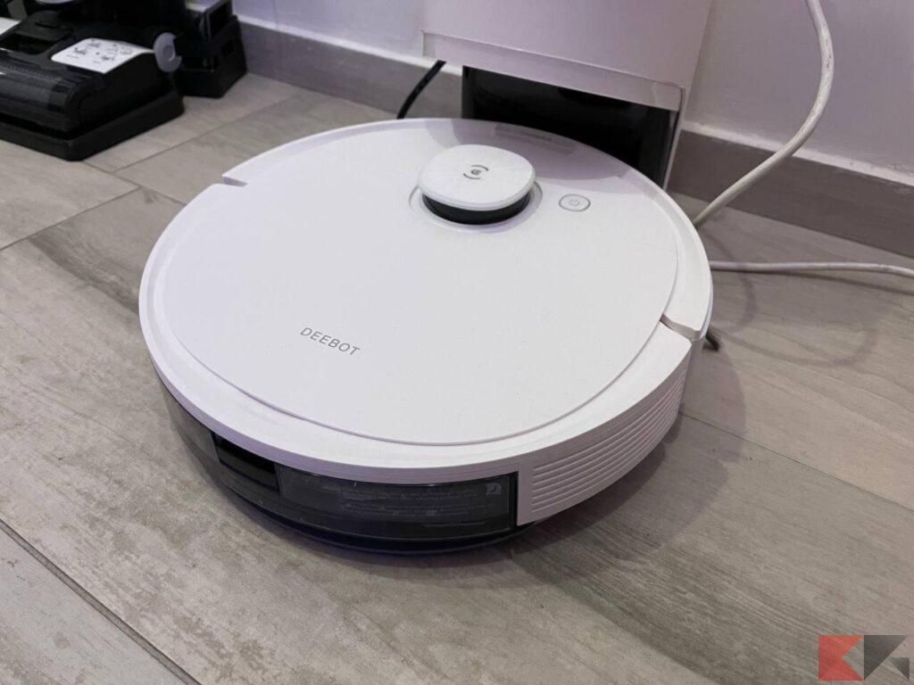 Deebot N8 4