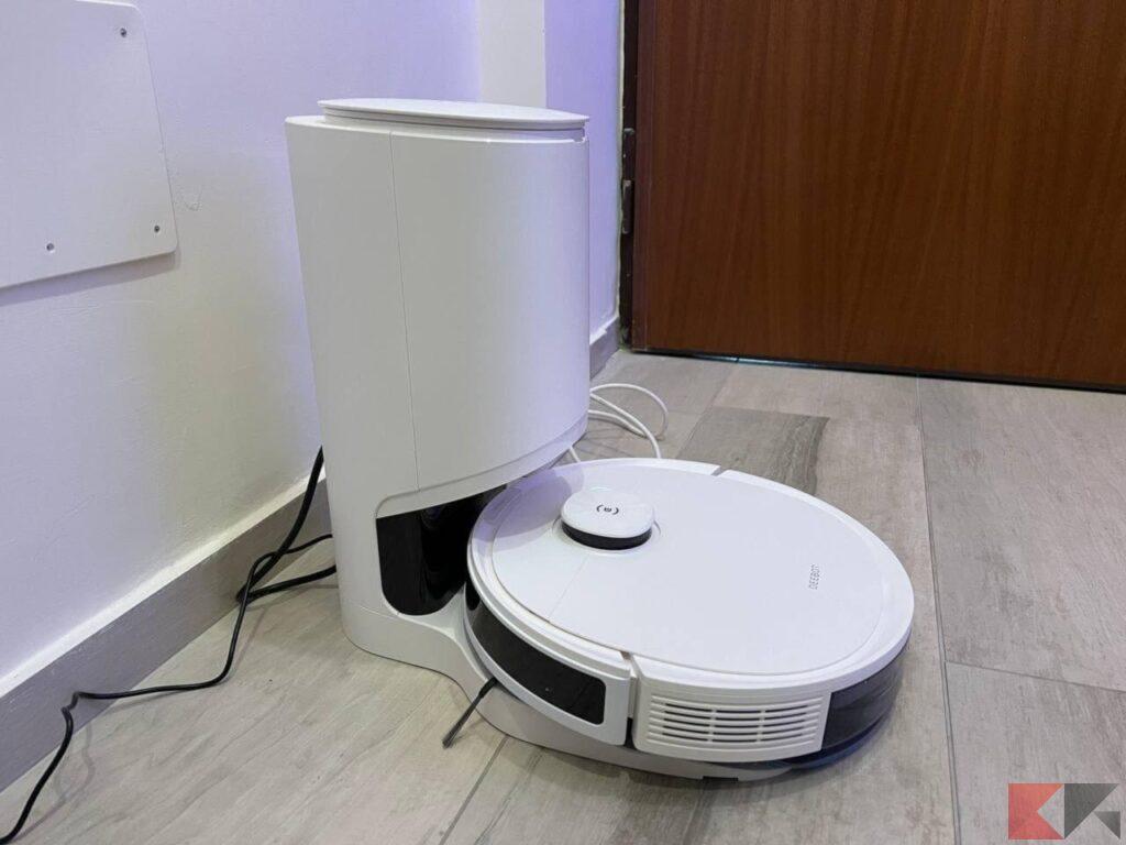 Deebot N8 5