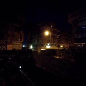 Grandangolare di notte