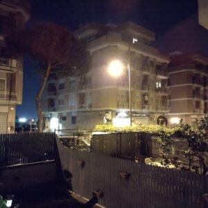 Scatto di notte con fotocamera principale e modalità notte OFF