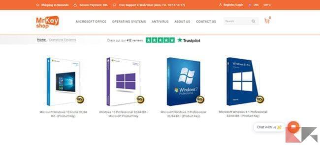 Mr Key Shop Windows 10 3