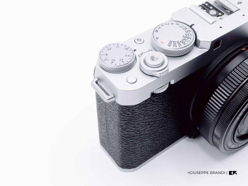 Recensione Fujifilm X E4 04