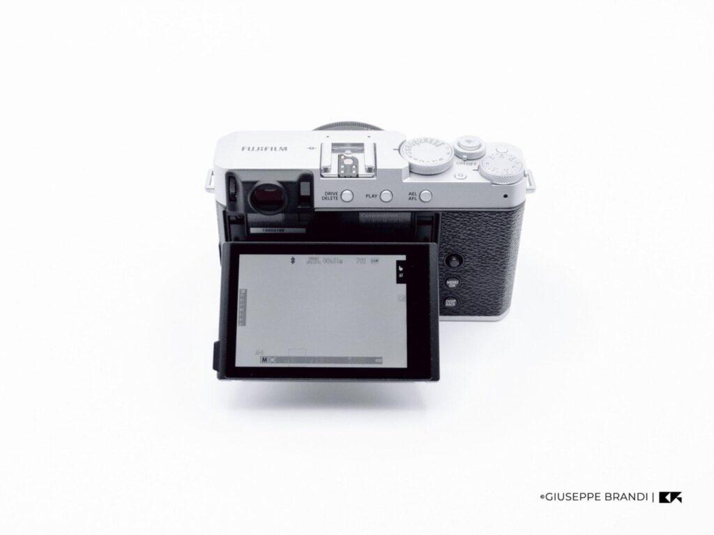 Recensione Fujifilm X E4 05