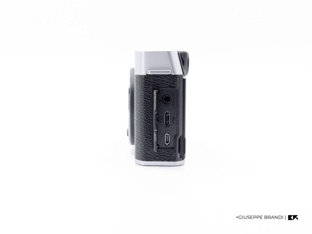 Recensione Fujifilm X E4 10