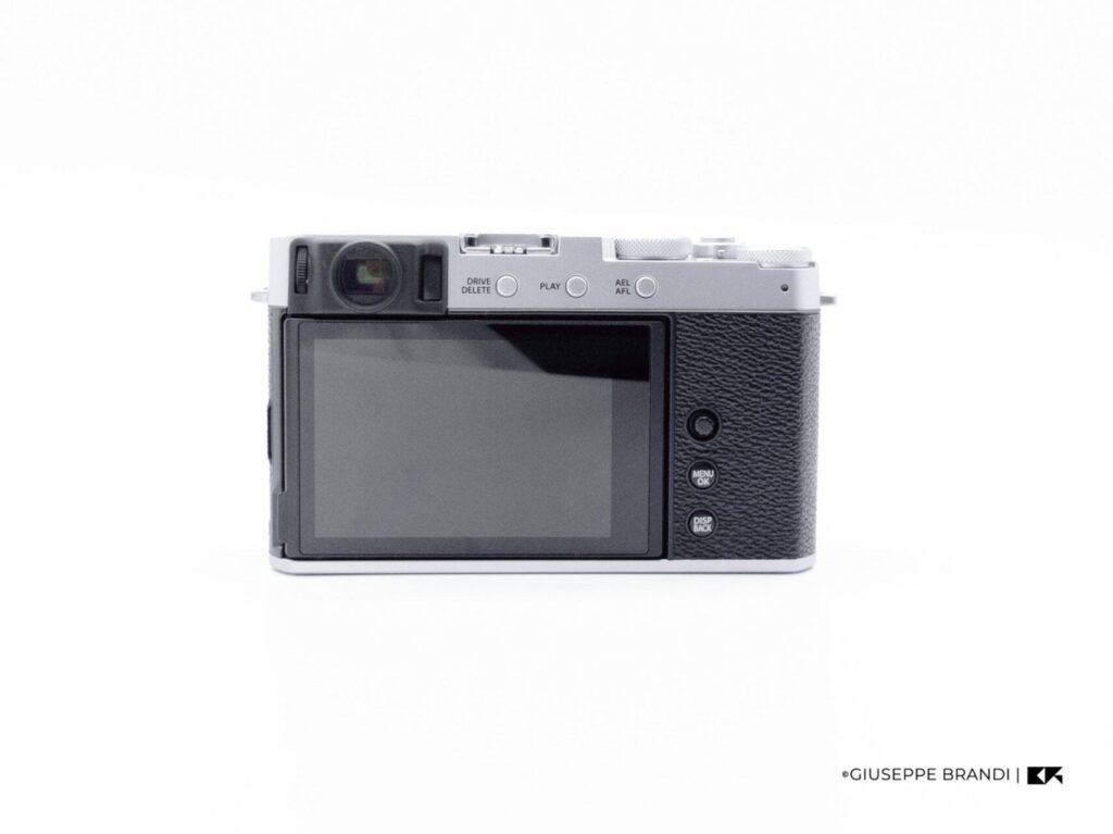 Recensione Fujifilm X E4 11