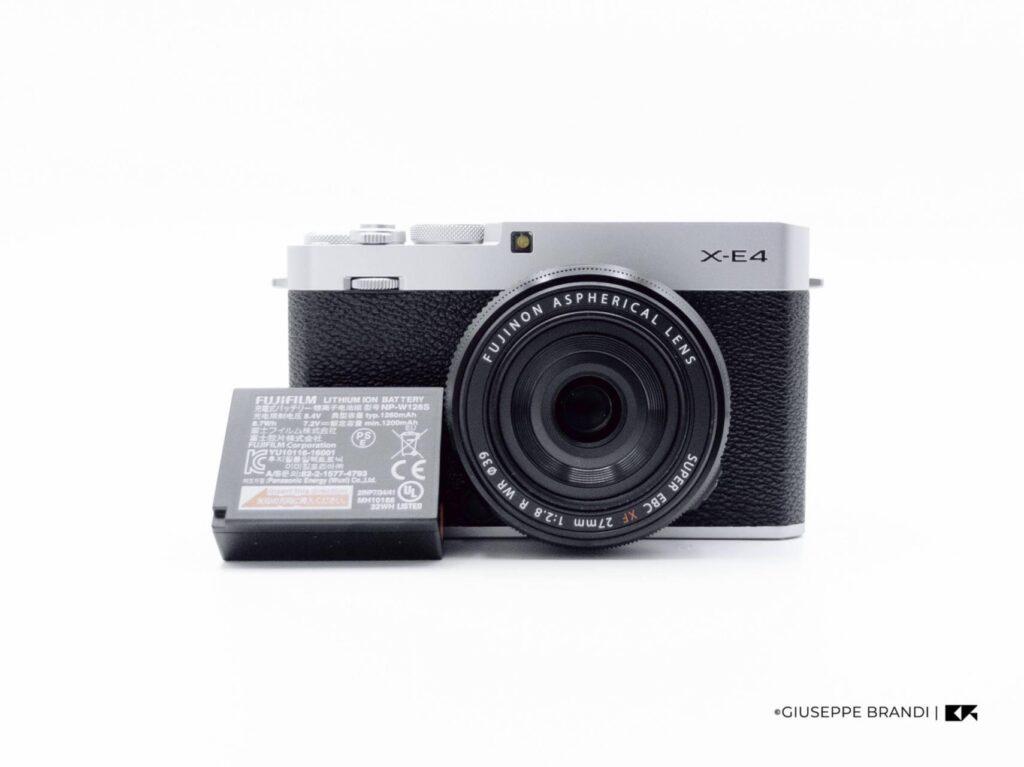 Recensione Fujifilm X E4 15