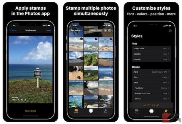 Come cambiare data alle foto su iPhone 2