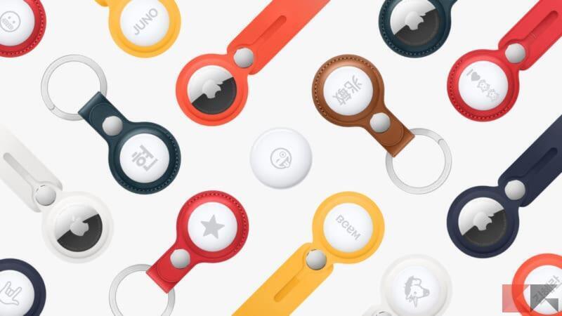 apple airtag accessories 042021