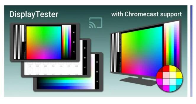 display tester