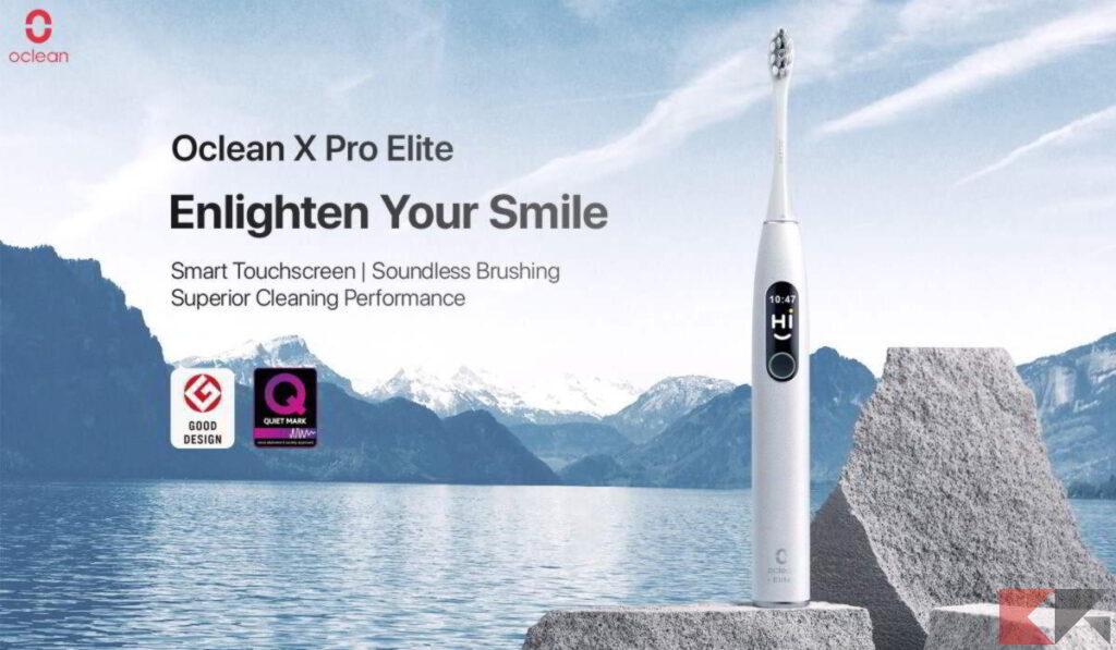 oclean x pro elite 5