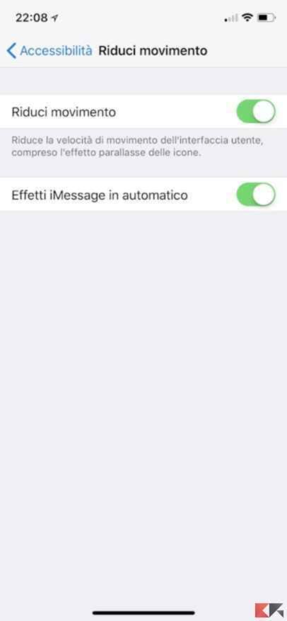 Aumentare la durata batteria iPhone 3
