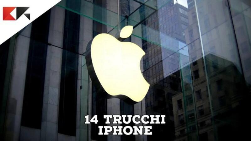 trucchi per iphone