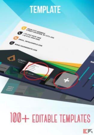 App per creare biglietti da visita 2