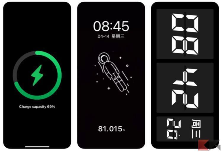Come personalizzare l'animazione di ricarica su iPhone 1
