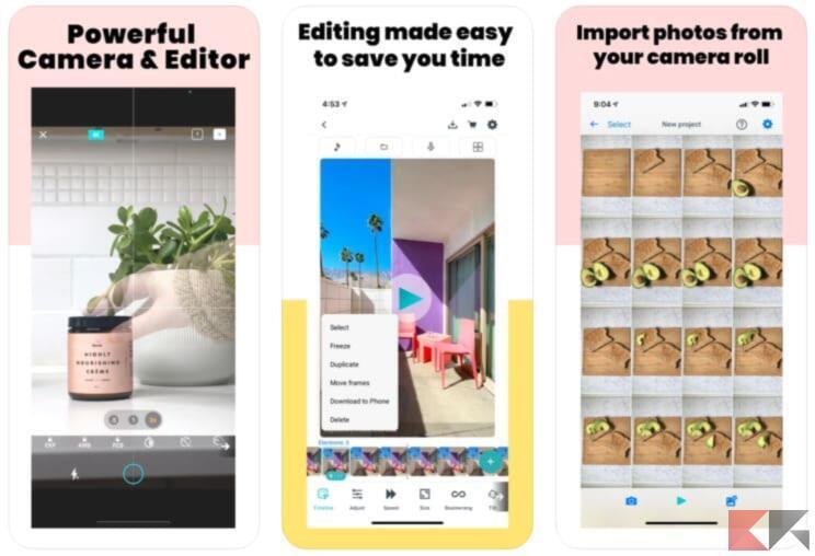 Migliori app per creare storie Instagram stupende 5