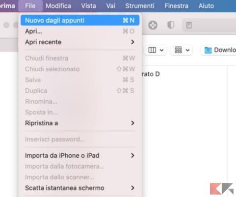 Come cambiare colore alle cartelle su Mac 3