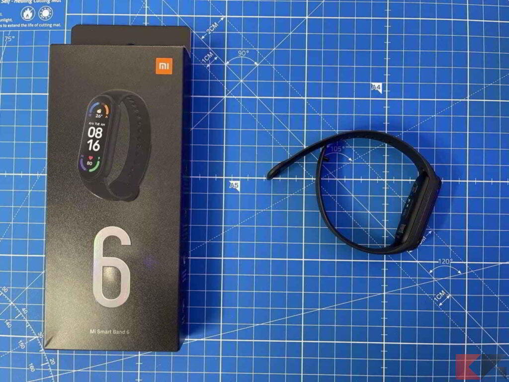 Xiaomi Mi Band 6 6