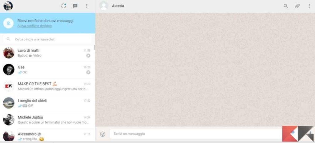 Come scaricare i messaggi vocali di WhatsApp su computer