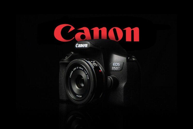 recensione canon eos 850d